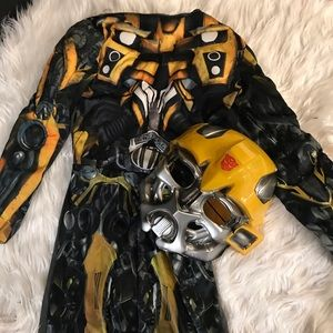 Boy's Transformers Costume - Size 5